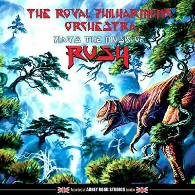 The Royal Philharmonic Orchestra - Plays the Music of Rush (LP)