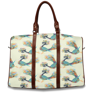 Travel Bag, Fancy Peacock