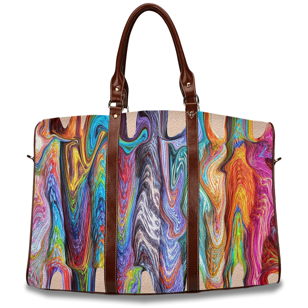 Bohemian Swirl Travel Bag