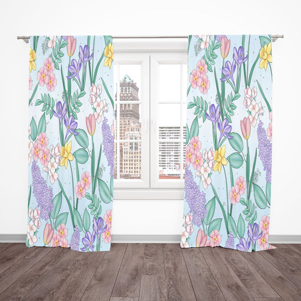 Boho Chic Shower Curtain  Bath Mat, Towels Ornamental Teal and Pink