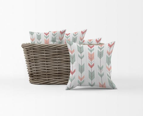 The Boho Chic Arrows Throw Pillows