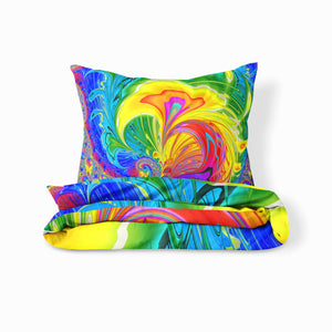 Color Explosion Bedding Set