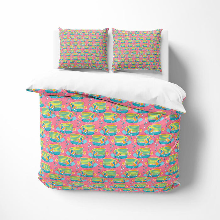 Tropical Fish Beach Theme Comforter or Duvet Cover