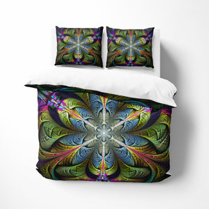 Brilliant Fractal Bedding