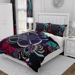 Dark Fractal Bedding