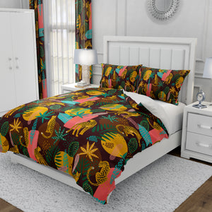 Memphis Tiger Bedding