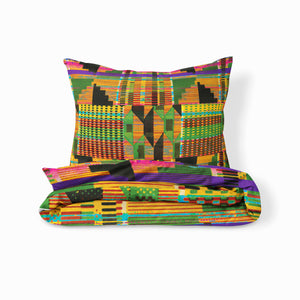 Boho Ethnic Abstract Bedding