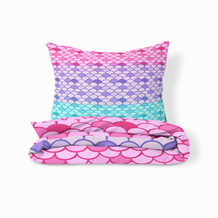 Mermaid Scales Bedding