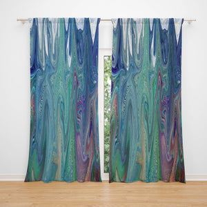 Hippie Style Window Curtains Frankie Design
