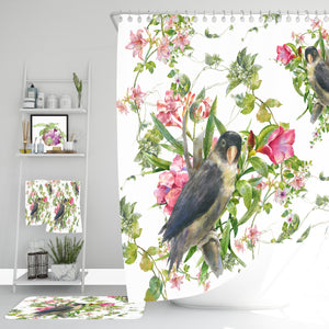Bord Shower Curtain