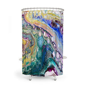 Shower Curtain Boho Perfection Bathroom Decor