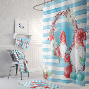 Gnome Shower Curtain
