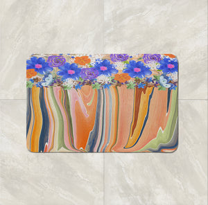 Tuscan Floral Shower Curtain