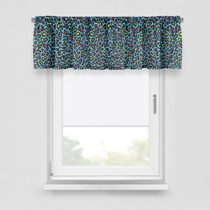 Eclectic Spotted Leopard Window Curtains
