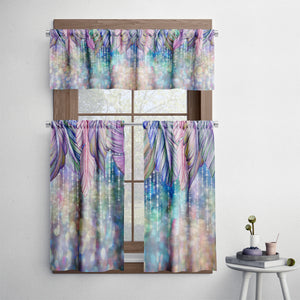 Bohemian Soul Cafe Style Curtains