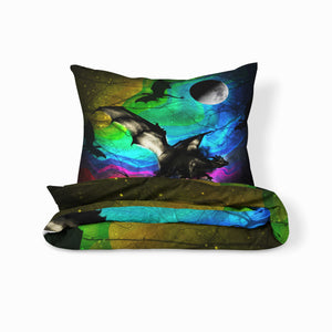 Colorful Dragon Bedding