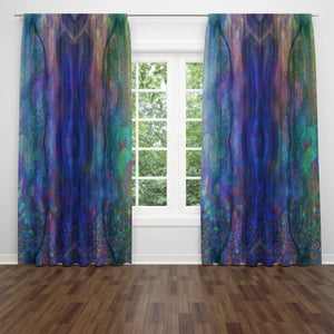 Boho Dreams Window Curtains