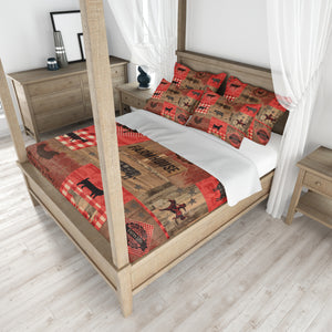 Rustic Farmhouse Bedding