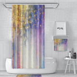 Boho Chic Gypsy Night Shower Curtain, Bath Mat, Bath Towels