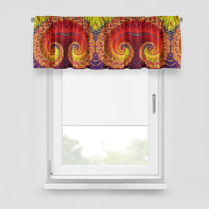 Color Passion Boho Winodw Curtains