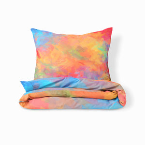 Huron Sunset Bedding Set