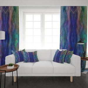 Gypsy Dreaming Boho Window Curtains