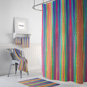 Boho  Sunshine Shower Curtain