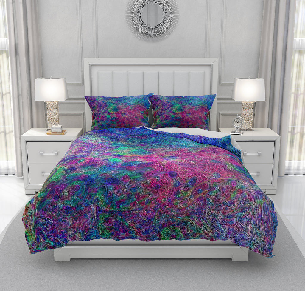 Colorful Bohemian Bedding