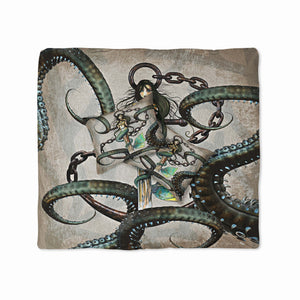 Steampunk Mermaid Bedding
