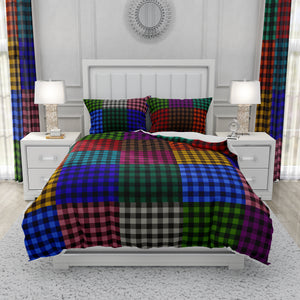 Color Me Plaid Bedding