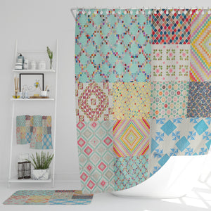 Farmhouse Memories Shower Curtain