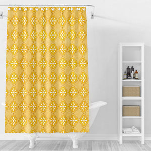 Sunshine Daisy  Shower Curtain Options Bathroom Decor