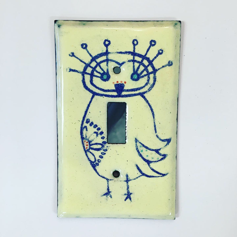 Enameling Workshop-Switchplate