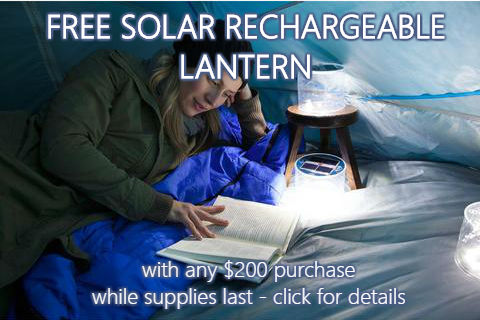 Highpoint Outdoors Free Lantern Offer
