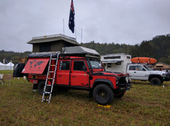 Overland Expo 2016 Vehicle 2