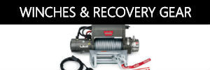 Winches and Recovery Gear