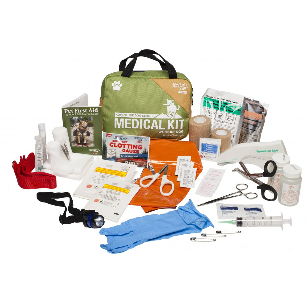 Adventure® Dog Series Workin' Dog Medical Kit
