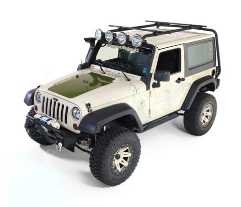 Roof Rack, 07-16 JK