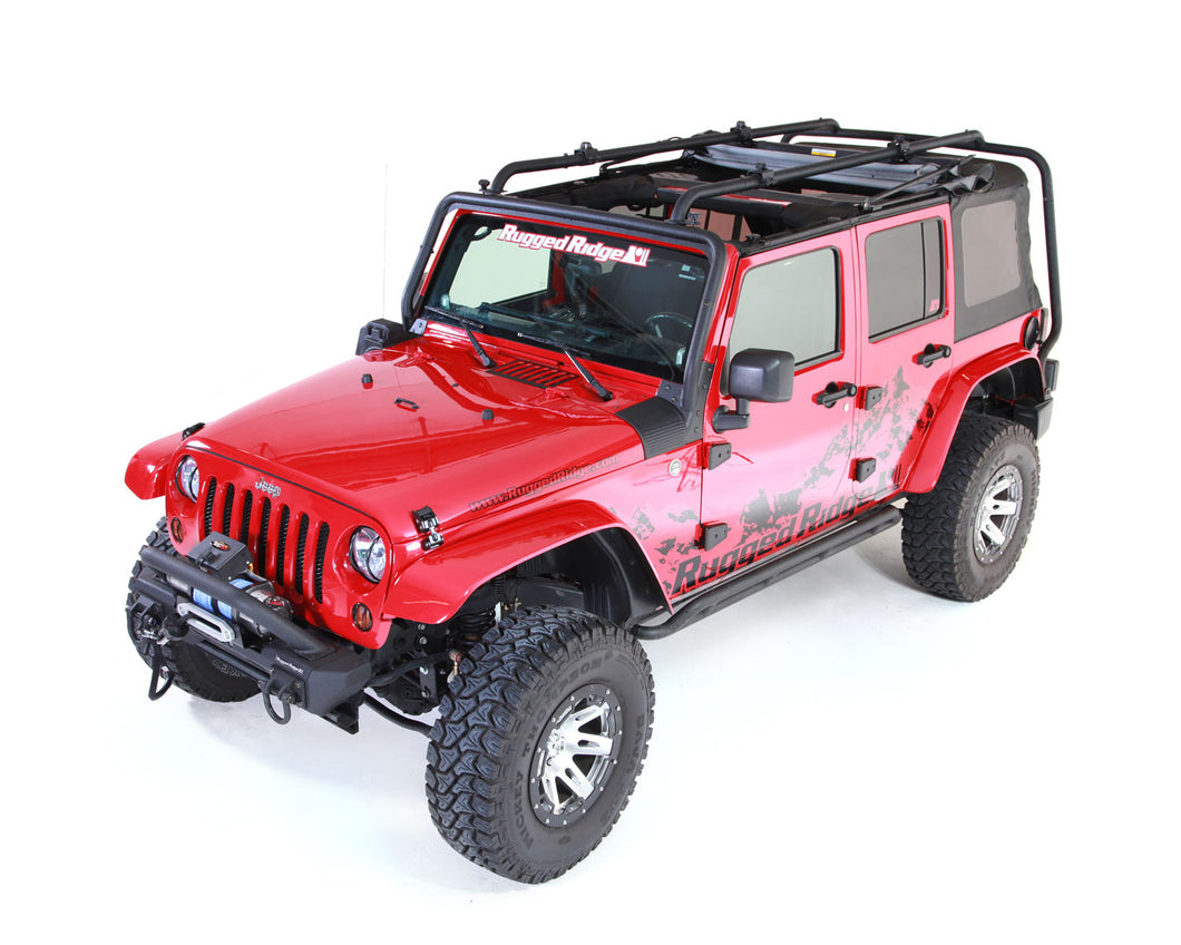 Roof Rack, 07-16 JKU