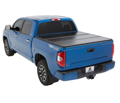 Hard tri-fold tonneau cover for Tacoma with 5.5' bed