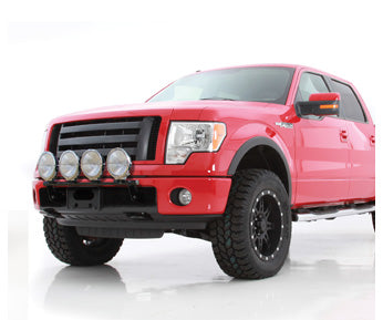 Street Light Bar - Gloss Black  Tundra 14-18
