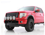 Street Light Bar - Gloss Black  Tundra 07-13
