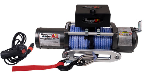 Performance 8,500 lbs Off Road Winch