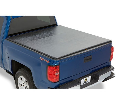 ZipRail™ Soft Tonneau Cover for Toyota 01-04 Tacoma Double Cab, 5' bed