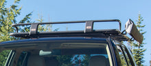 "Load image into Gallery viewer, Flat Roof Rack - Aluminum 70"" x 44"""