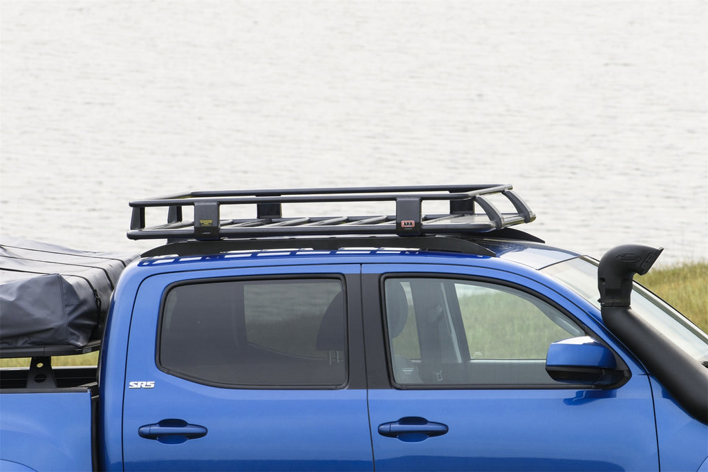 FJ Cruiser - Steel Roof Rack Basket