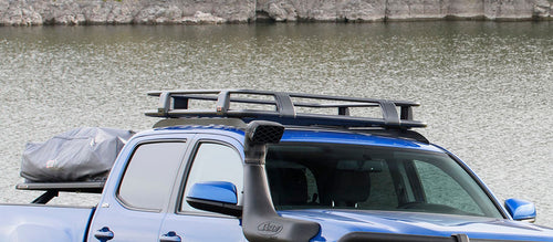 4x4 Accessories Flat Roof Rack (52.25