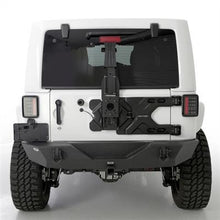 Load image into Gallery viewer, Pivot HD Tire Carrier for 07-15 Jeep Wrangler JK/JKU 07-18