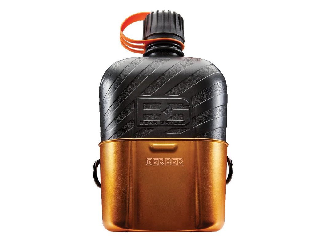 Bear Grylls Canteen with Cooking Cup