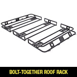 Defender Rack Bolt Together Roof Rack 3.5' x 5' x 4